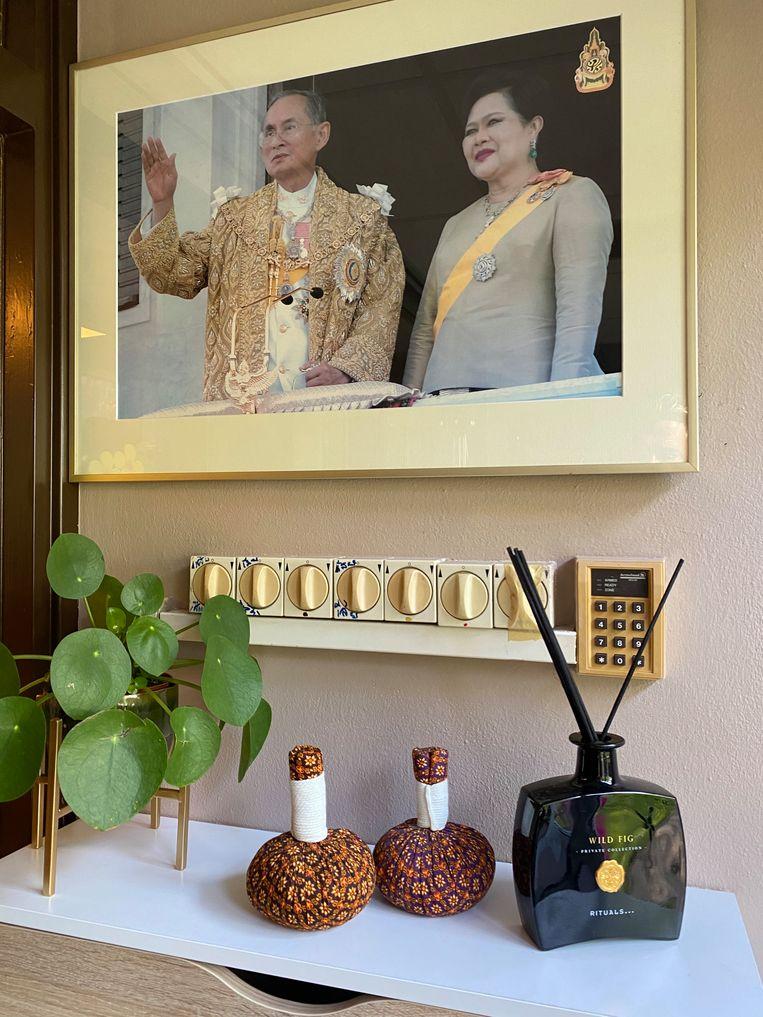 Bij Leelawadee Thai Massage in de Van Heenvlietlaan. Beeld Floor van Spaendonck en Gijs Stork