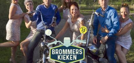 Brommers Kieken bij Lucky in Rijssen alsnog op de rol: 'Even rijden om in de stemming te komen'