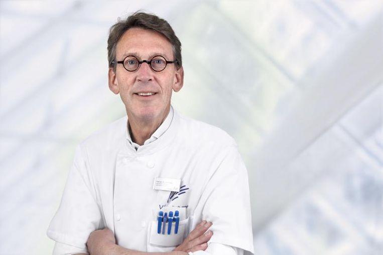 Neuroloog Philip Scheltens Beeld VUmc