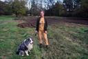 Ann De Belder (61) bouwt een voedselbos in Keerbergen met eetbare planten en kruiden