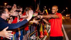 Welkom thuis jongens! Eerste fans geven Rode Duivels al warm onthaal