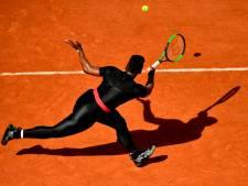 Prikkelende tweet Nike: Williams ook zonder catsuit superheldin