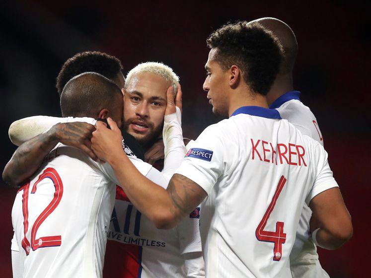 Neymar en co nemen revanche op Manchester United