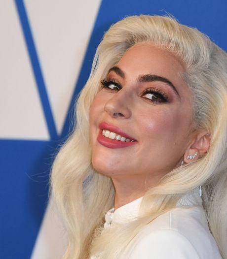 Lady Gaga weer aan het werk na hondenincident