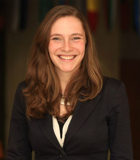Audrey Hanard, nouvelle présidente de Bpost