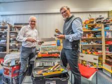 Hans, Piet en Jos runnen speelgoedbank voor Delftse kinderen die in armoede leven