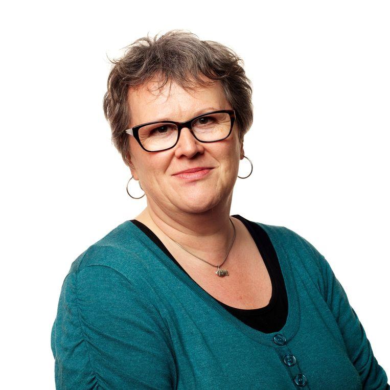 Sandra Rientjes is directeur van Wikimedia Nederland. Beeld Wikimedia Commons