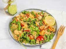 Wat Eten We Vandaag: Frisse couscous met mosselen