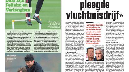 """Verbrugghe pleegde vluchtmisdrijf"""