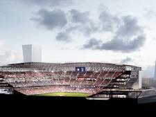 Groep investeerders en twee banken zien heil in nieuw Feyenoordstadion