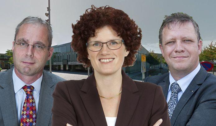 Vnlr: Vincent van den Berg, Marijke van Beukering en Huib Veldhuijsen