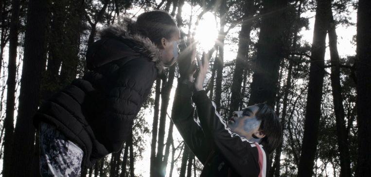 Een fragment uit de clip van FabotastiX.
