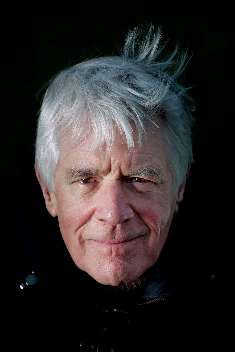 Kees van Kooten: 'Ik mag hoe dan ook niet mopperen. Ook niet als ik morgen omval.' Beeld Robin Utrecht / HH