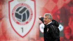 """Wint Antwerp morgen nog eens op de Bosuil? Bölöni: """"We verdienen play-off 1"""""""