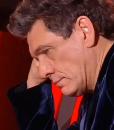 "Marc Lavoine s'emporte contre ses talents dans ""The Voice"""