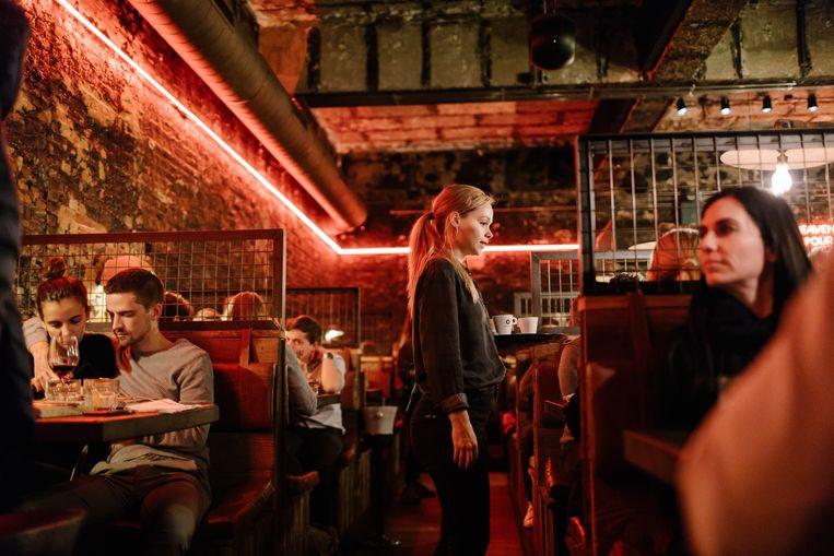 Black Smoke is een van de Belgische restaurants met een Sunday roast op het menu.  Beeld Kevin Faingnaert