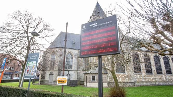 Opwijk gaat houten infoborden vervangen door digitale exemplaren