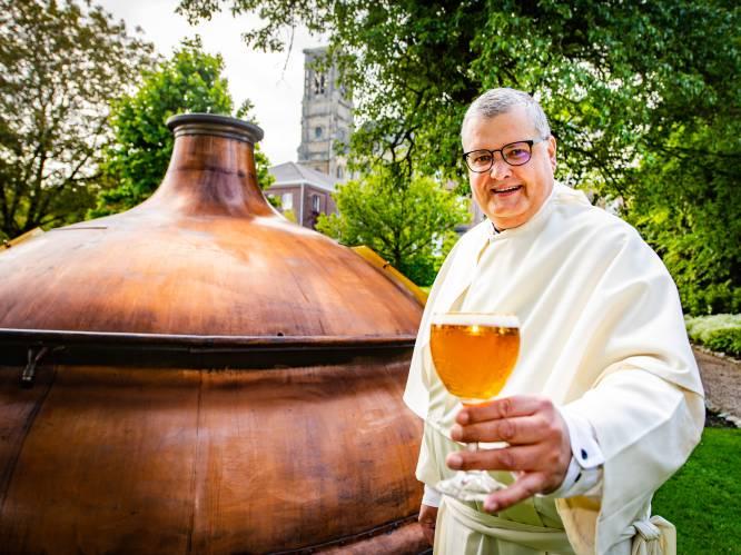 Paters brengen na 200 jaar weer leven in de brouwerij van Grimbergen