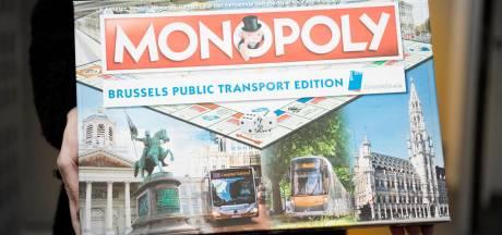 La STIB a désormais son Monopoly