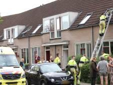 Brandweer klimt woning binnen om deur te openen voor ambulance
