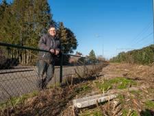 Gerrit baalt van afvaldump tegenover zijn huis in Wezep: 'We wonen hier met gemak op een vuilnisbelt'