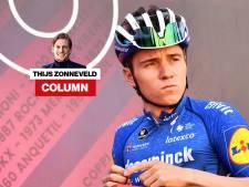 Column Thijs Zonneveld | Remco Evenepoel ging het roze pakken, dat kon niet anders
