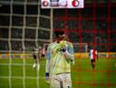 Ajax ging met 6-2 onderuit tijdens de Klassieker twee seizoenen geleden. André Onana baalt als een stekker.