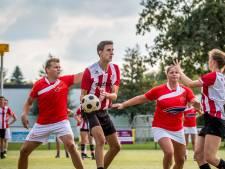 Uitslagen en verslagen korfbal: schlemielig verlies DOS-WK