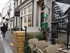 Taakstraffen voor vechtpartij bij café De Blauwe Druif: 'Er is fors geweld gepleegd'