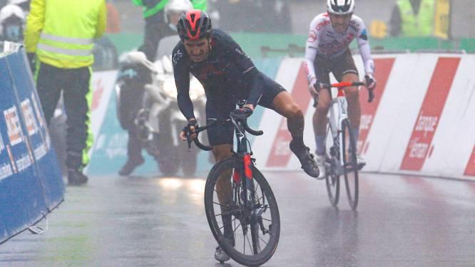 """Slechte weer nekte Thomas in Ronde van Romandië: """"Geen gevoel meer in mijn handen"""""""