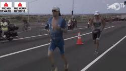 Het indrukwekkende moment waarop Lange besefte dat hij wereldkampioen Ironman triatlon zou worden