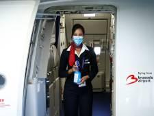 """Le cadeau de Brussels Airlines aux """"héros de la pandémie"""""""