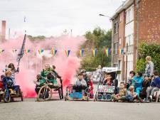 Des enfants ont pu goûter aux joies d'un événement inédit à Charleroi
