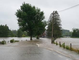 """Ook scouts uit Boechout moeten vroeger terugkeren van kamp door wateroverlast: """"Waterpeil steeg in nacht tijd met twee meter"""""""