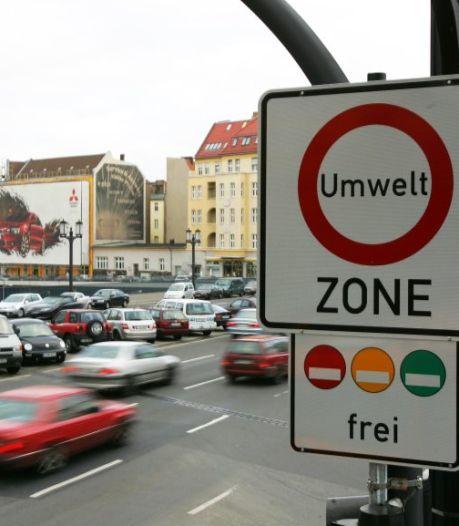 Na Duits dieselverbod dreigt nu ook ban voor benzinemotoren