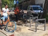 Eindelijk een plek voor je fiets