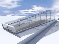 Nieuwe rolpaden én glazen overkappingen: ellendige Heuvel-stalling na 22 jaar op de schop