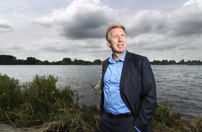Hoogleraar Jan Rotmans