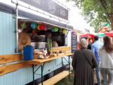 Struikelen over voedsel tijdens eerste Osse Foodtruck Festival