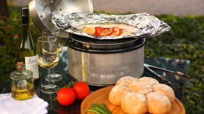 Eethuis In de Zwaan en drafabGREEN pakken uit met all-in BBQ-pakket
