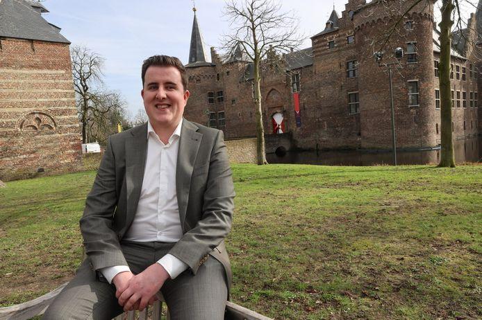 Leroy van de Ven van CDA Helmond.
