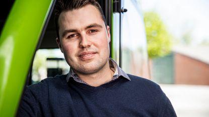 """Hamontenaar Frits Stevens (23) hoopt de ware te vinden in 'Boer zkt Vrouw': """"Ik heb geleerd dat liefde een werkwoord is"""""""