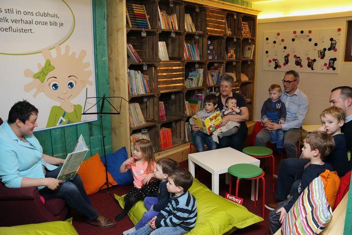 Binnenspeeltuin De Putten in Kasterlee neemt ook deel aan het project.