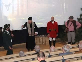 Tentoonstelling 75 jaar Sint-Hubertusfeesten geopend met academische zitting