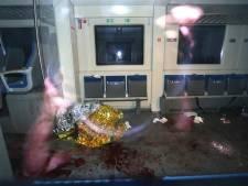 IS claimt bloedige bijlaanval in Duitse trein