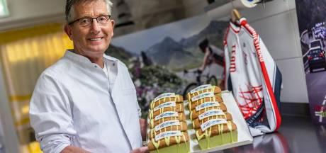 Banketbakker Gerard van der Stok bakt cake voor goede doel: 'Toch gaaf als je baas je een keer een extraatje geeft voor het weekend?'