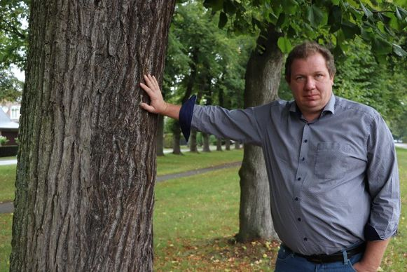 Tuinspecialist Bart Verelst