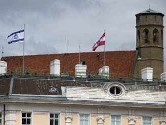 Kanselier laat Israëlische vlag hijsen aan regeringsgebouw, Iraanse minister schrapt bezoek aan Oostenrijk
