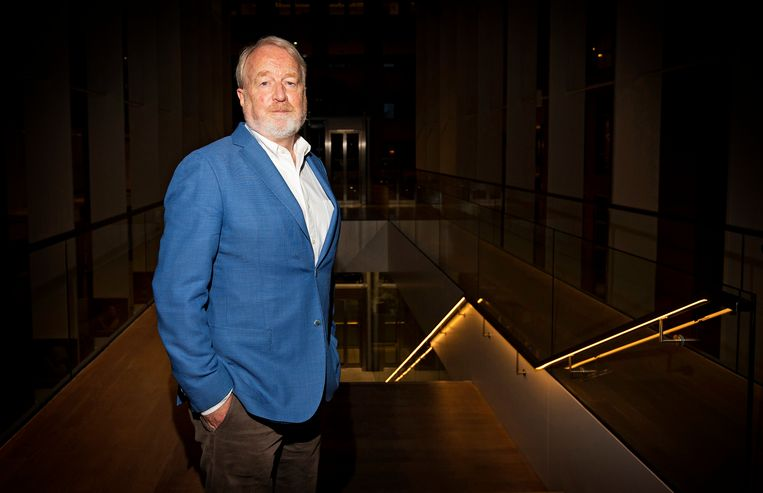 RIVM-directeur Jaap van Dissel. Beeld Guus Schoonewille.