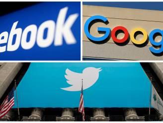 Google, Facebook en Twitter dreigen met vertrek uit Hongkong